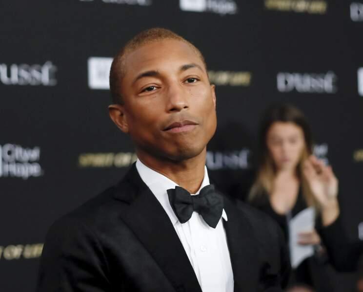 Pharrell Williams, 45 ans depuis le 5 avril dernier