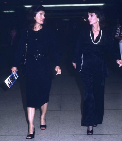 Lee et Jackie , deux sœurs à la vie à la mort