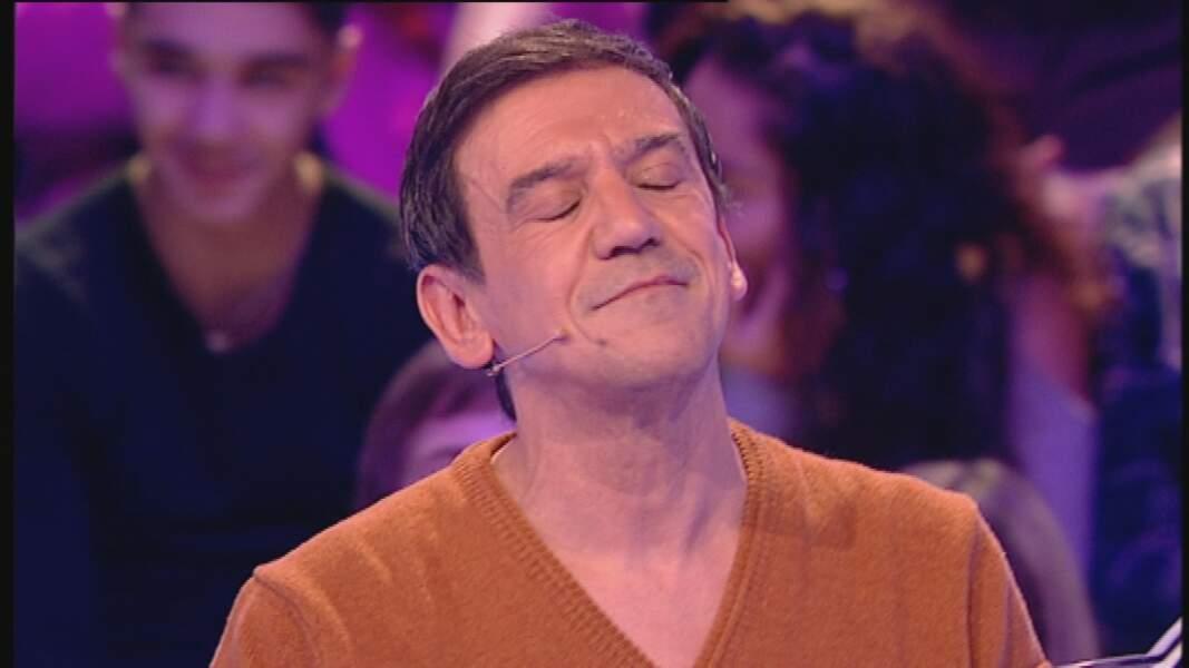 """Christian tire sa révérence, Claire nouvelle reine des """"12 coups de midi""""."""