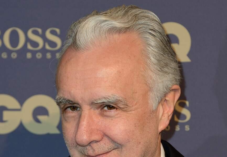 Alain Ducasse (habillé en Hugo Boss)