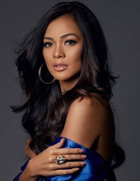Kezia Warouw, Miss Indonésie