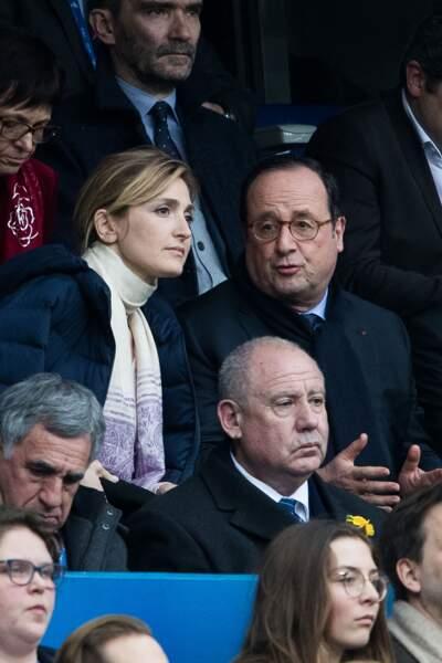 François Hollande et Julie Gayet amoureux