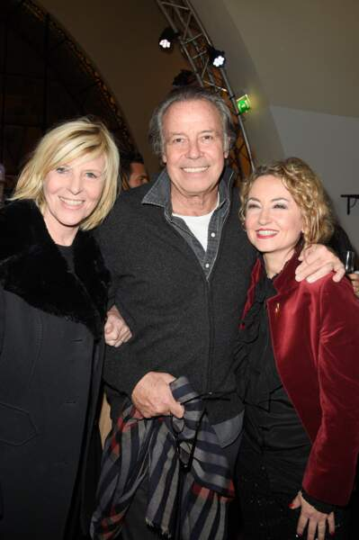 Chantal Ladesou, Michel Leeb et Christelle Chollet