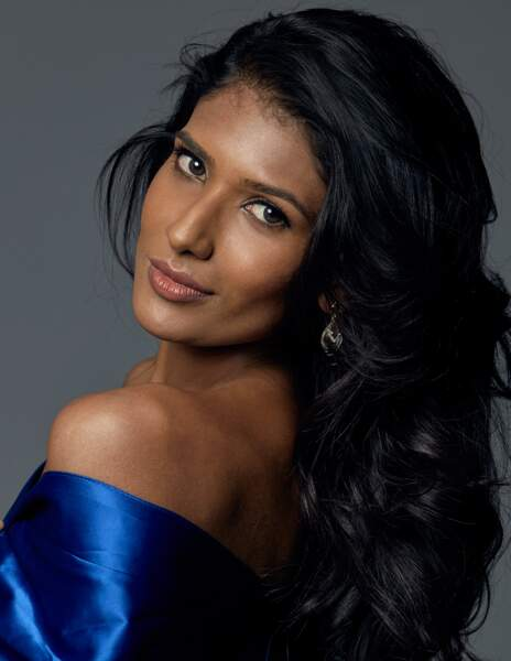 Jayathi De Silva, Miss Sri Lanka