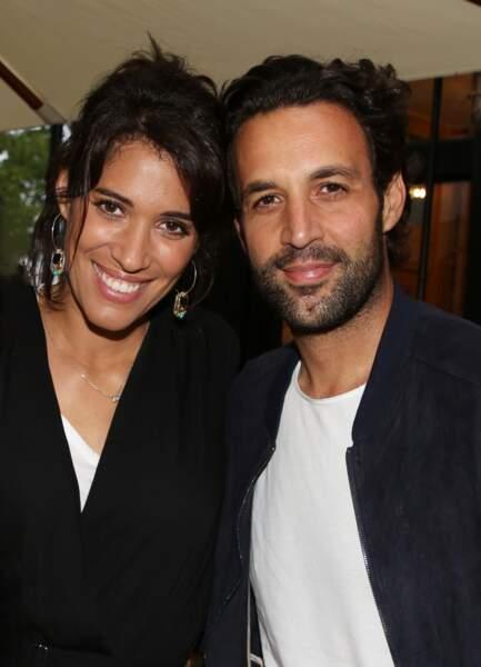 Laurie Cholewa et son fiancé Greg Levy