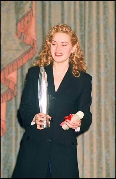 Kate Winslet à 21 ans