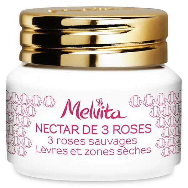 Nectar de 3 Roses, Melvita