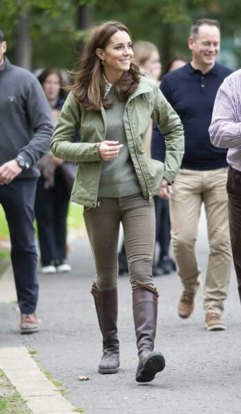 Kate Middleton ne peut plus compter sur sa styliste, elle aussi parti en congé maternité