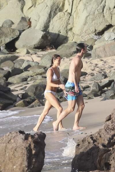 Deux mois après son accouchement, Pippa Middleton a dévoilé sa silhouette retrouvée, lors de ce séjour