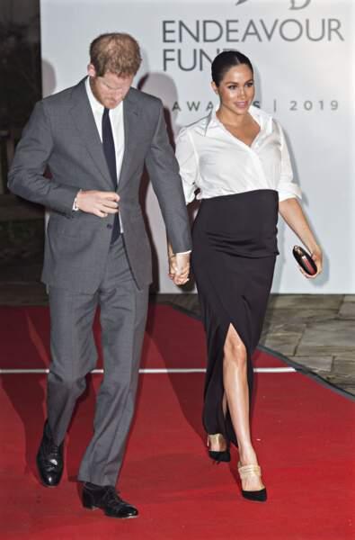 Meghan Markle et le prince Harry enverrait une image digne d'Hollywood, d'après une experte de la communication