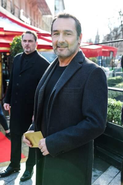 Gilles Lellouche nommé pour le César du meilleur acteur dans un second rôle