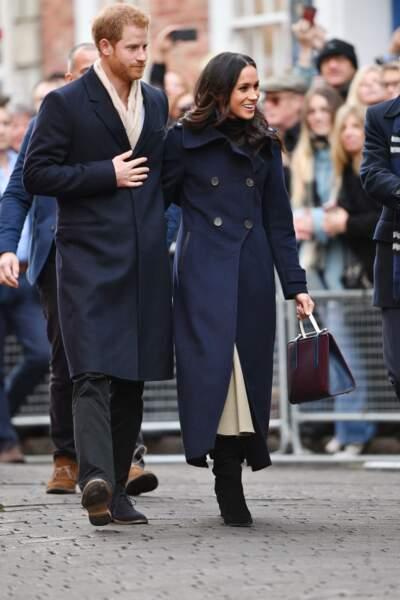 Le mariage du Prince Harry et Meghan Markle est très attendu par les Britanniques