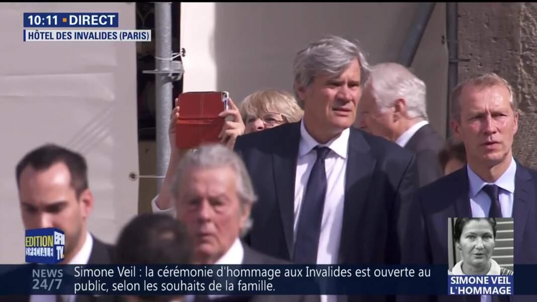 Obsèques de Simone Veil : Stéphane Le Foll