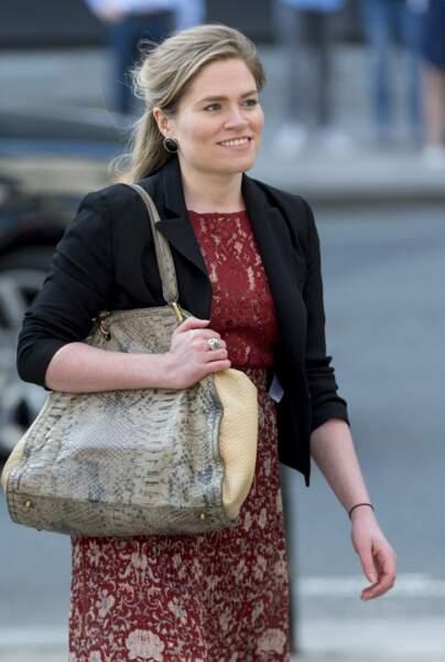 Cette Anglaise a fait ses preuves: elle a notamment oeuvré pour l'agence de relations publiques Ogilvy.