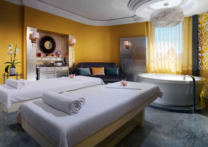 Luxe et volupté au St Regis à Florence avec le spa My Blend by Clarins