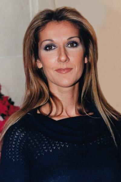 Céline Dion en 1999