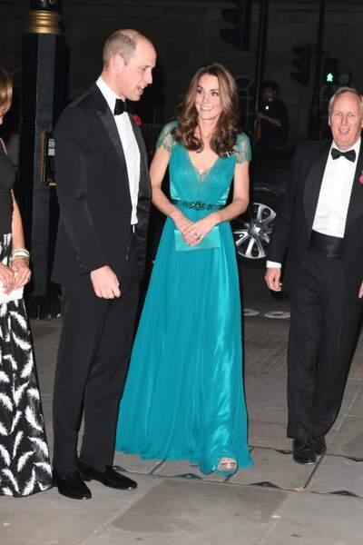 Kate Middleton et le prince William : un couple radieux