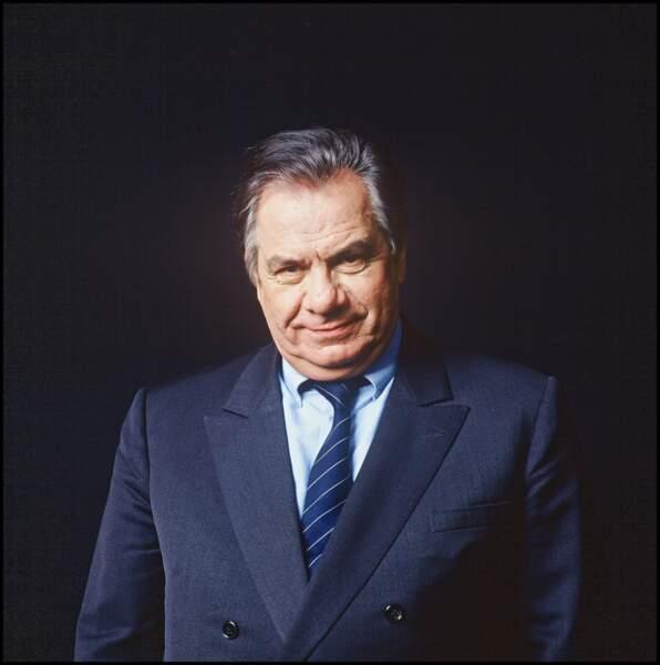 Le comédien Michel Galabru (décédé le 4 janvier 2016)