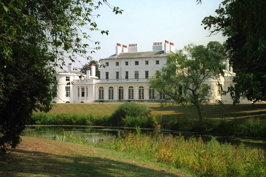 Propriété de la famille royale depuis 1792, Frogmore House était à la base un corps de ferme