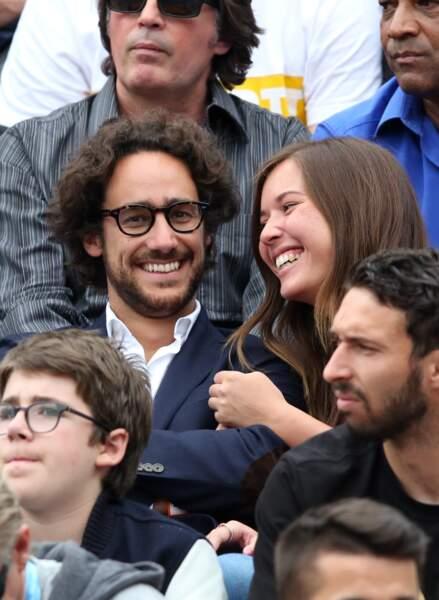 Le fils du président, Thomas Hollande a craqué pour une journaliste