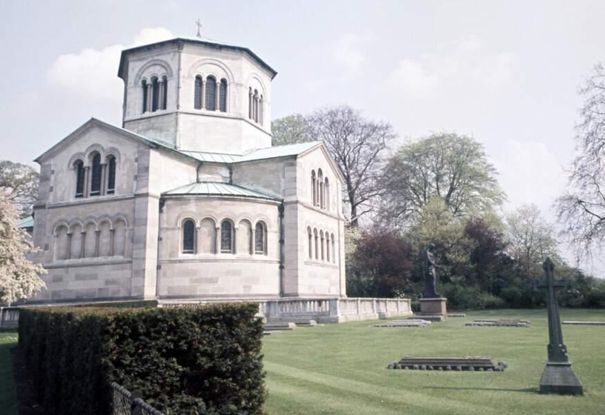 Un mausolée y a d'ailleurs été érigé pour la reine Victoria et son époux, le prince Albert
