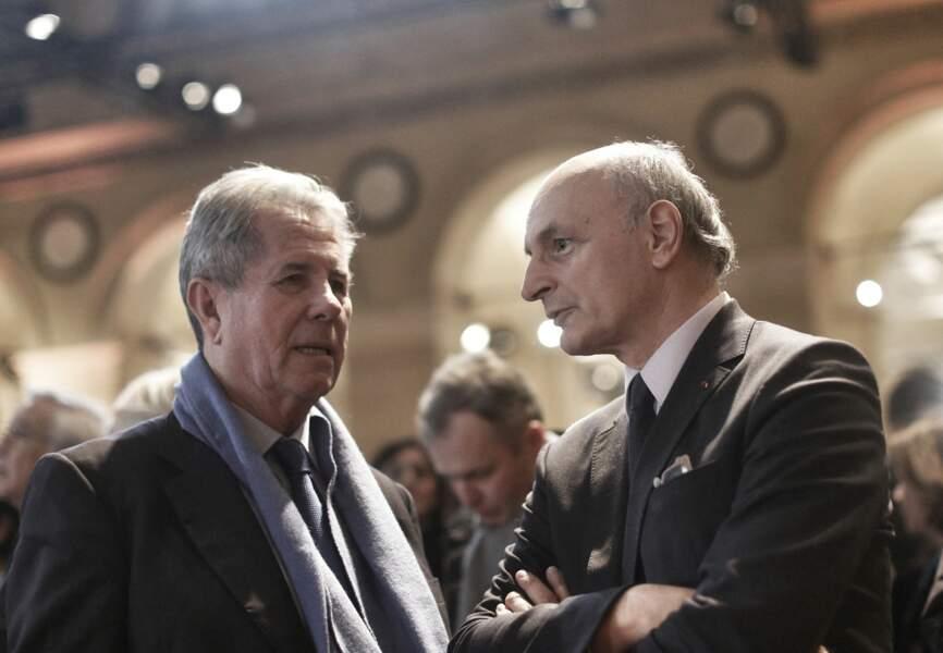 Jean-Louis Debré et Didier Migaud