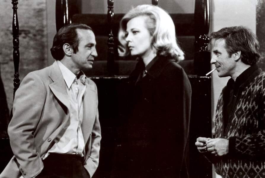 John Cassavetes et Gena Rowlands (1977)