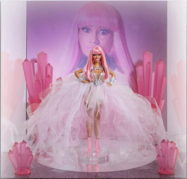En 2011 une poupée Barbie Nicki Minaj est également mise en vente au profit de l'association Project Angel Food