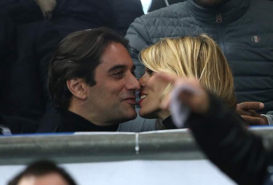 Sylvie Tellier et son mari Laurent très amoureux