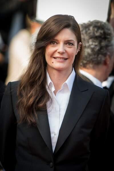 Chiara Mastroianni au festival de Cannes en 2016