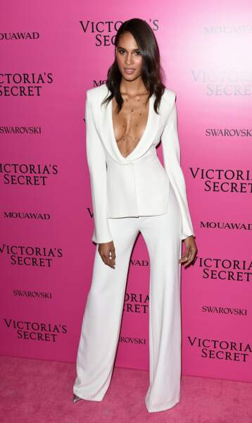 Le top model Cindy Bruna