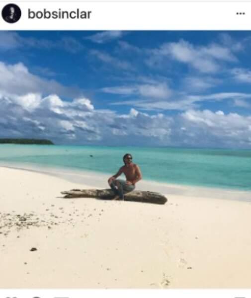 Bob Sinclar en Polynésie