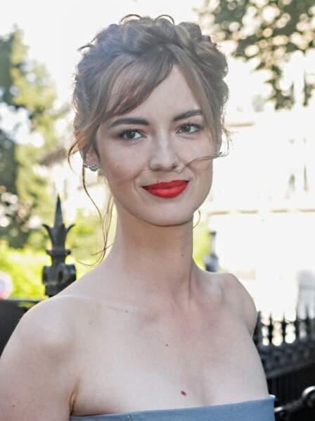 - Les lèvres parfaites de Louise Bourgoin