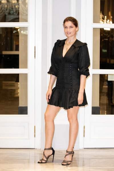 A bientôt 41 ans, Laetitia Casta continue d'alterner entre la mode et le cinéma