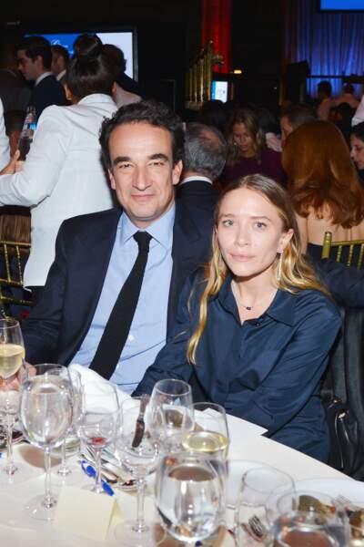 Olivier Sarkozy et Mary-Kate Olsen se sont dit oui le 27 novembre dernier