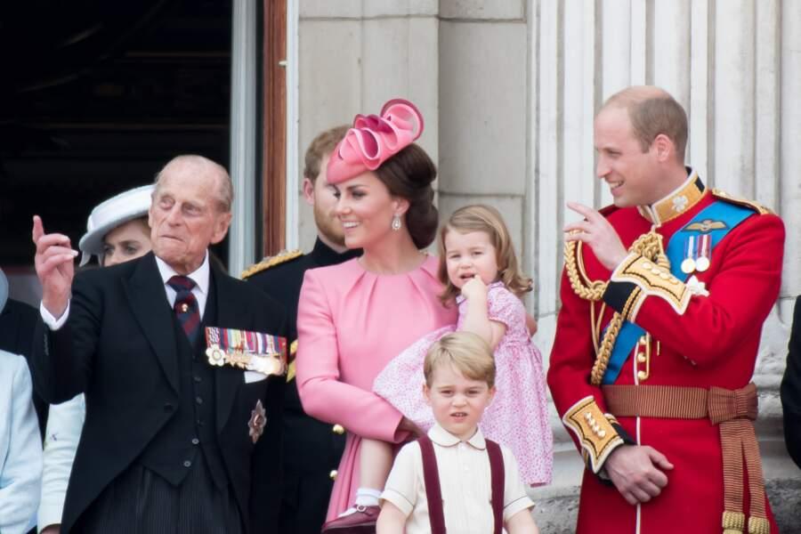 Héritiers de William, les enfants de Cambridge jouiront du titre de princes, à la différence des enfants d'Harry.