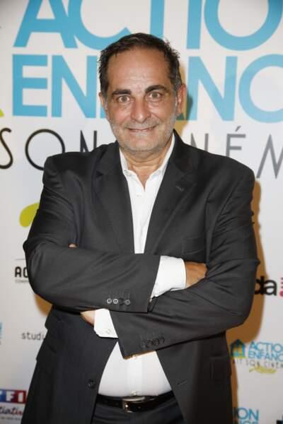 Laurent Fontaine a été recruté pour participer à la nouvelle émission hebdomadaire de Cyril Hanouna