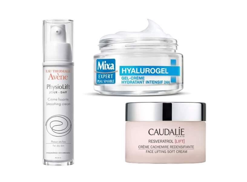 Choisissez une crème de jour à l'acide hyaluronique pour une peau pulpeuse toute la journée