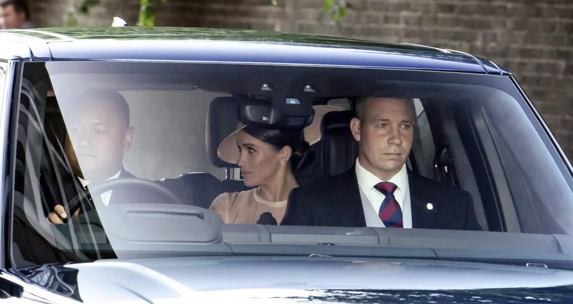 A Kensington, le couple va s'installer dans l'Appartement 1, cédé par le duc et la duchesse de Gloucester