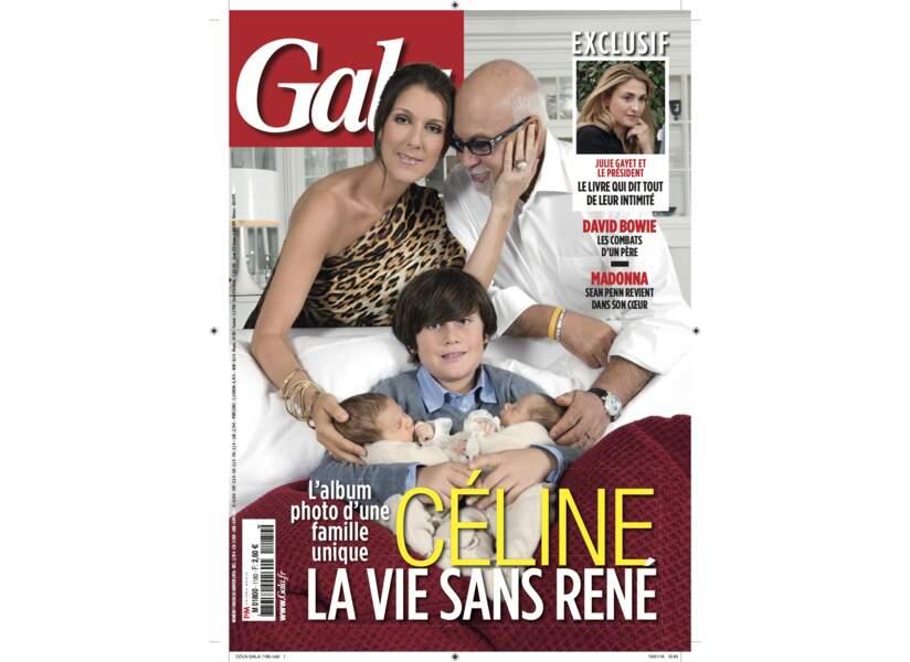 Céline, la vie sans René