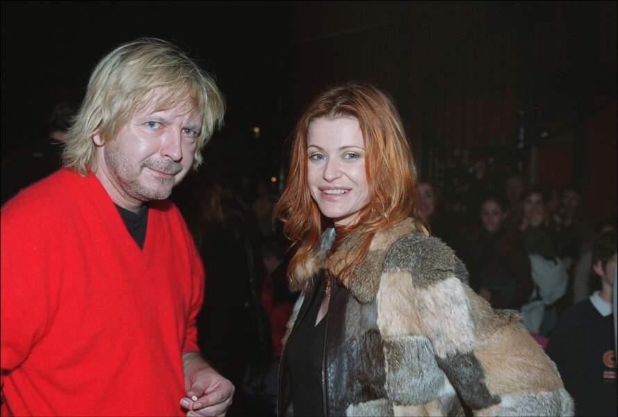 Accompagné d'Axelle Red, dans les coulisses de son concert au Zénith de Paris le 23 décembre 2002