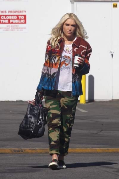 Gwen Stefani célébrera en octobre 2019 ses 50 ans