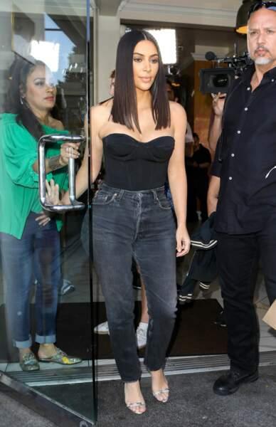 Formes XXL comme Kim Kardashian