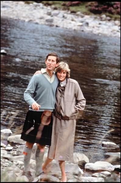 Le prince Charles s'est séparé de sa première femme, la princesse Lady Diana.