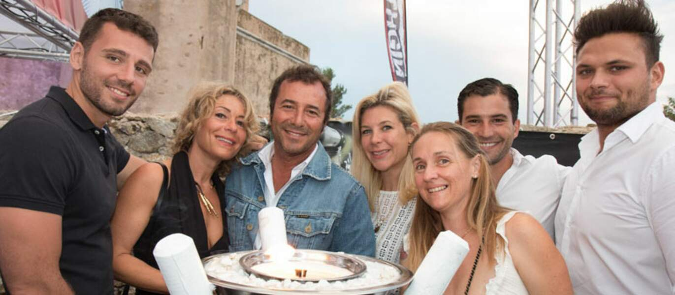 Benard Montiel et des amis