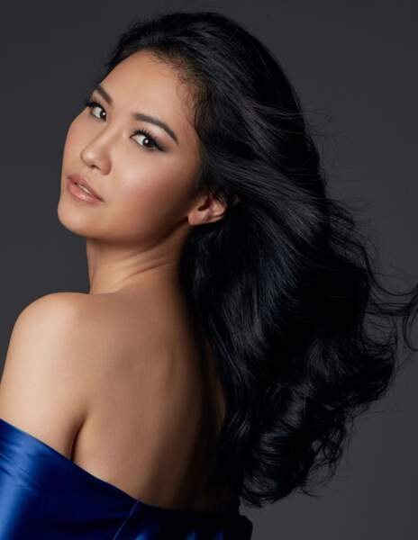 Li ZhenYing, Miss Chine