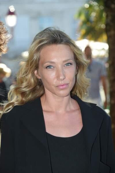 Laura Smet à la 11ème édition du Festival du film francophone d'Angoulême.