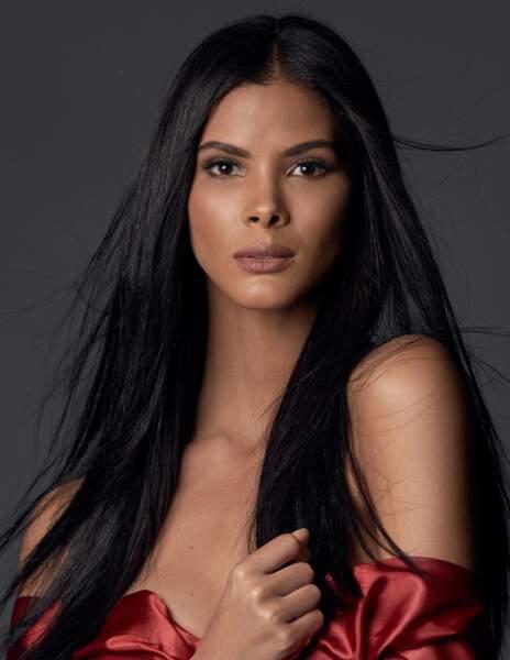Rosalba Abreu García, Miss République Dominicaine