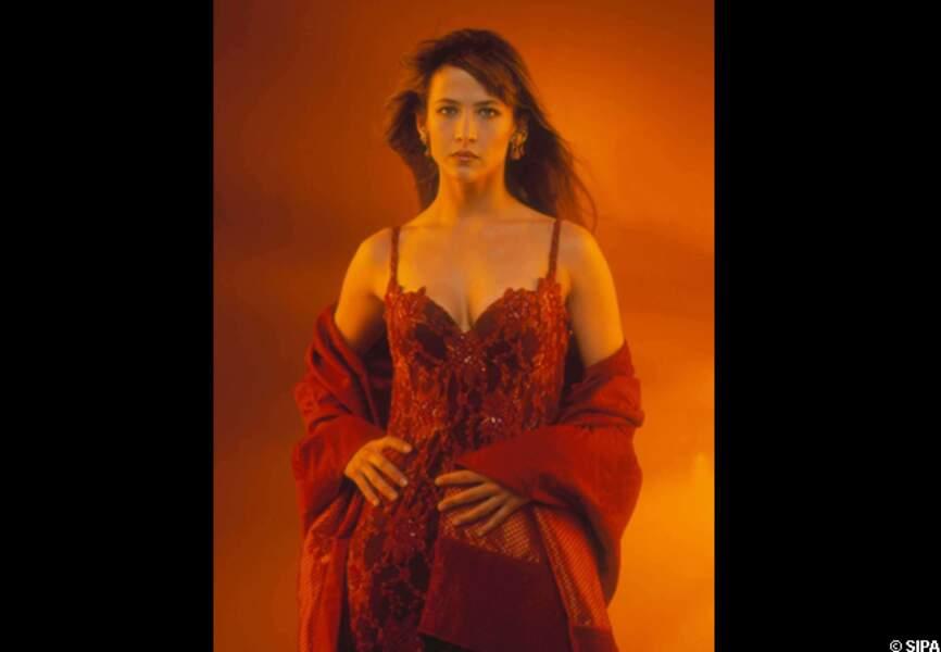 Sophie Marceau, dans Le monde ne suffit pas (1999)