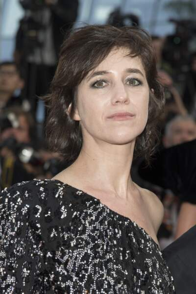 Charlotte Gainsbourg à 47 ans